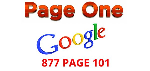 Page One Google Ads